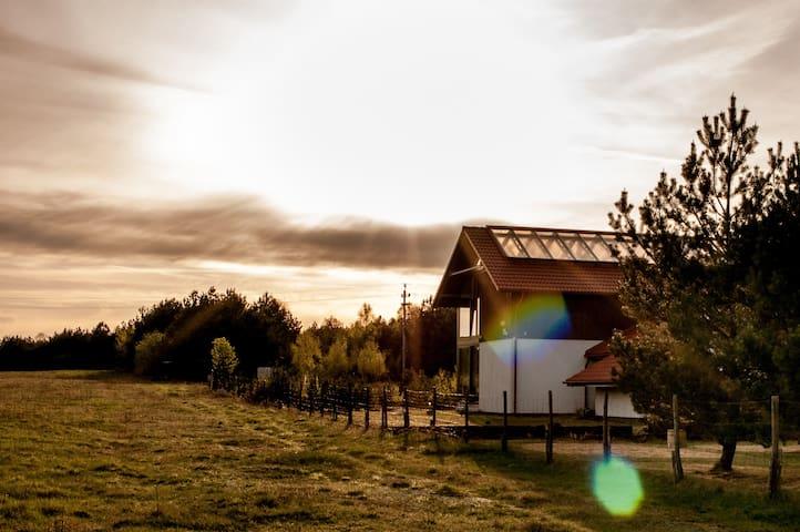 DoMarka - Dom Zielony