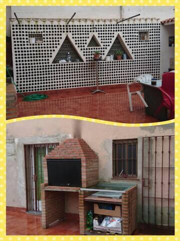 Buhardilla Centro Historico Cáceres - Cáceres - Dům