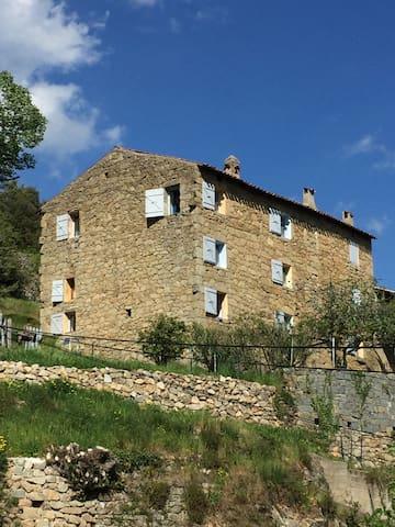 Grande maison de caractère - Azzana - Rumah