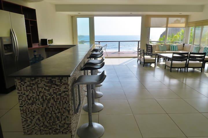 Casa Moderna de playa Xanadu