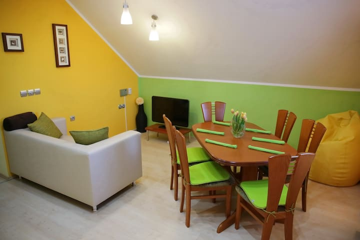 Colourful two bedroom apartment near Terme Čatež