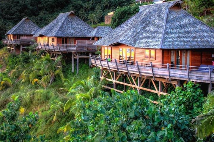 Luxery Tropical Moorea Villa