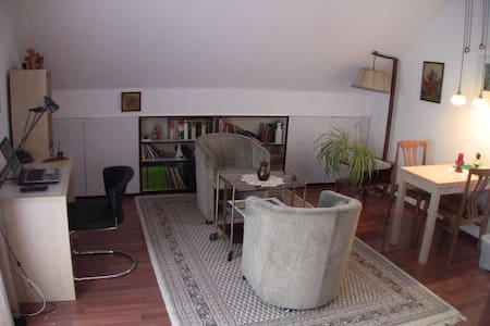 Apartment with balcony and large patio in Kaarst - Kaarst - 公寓