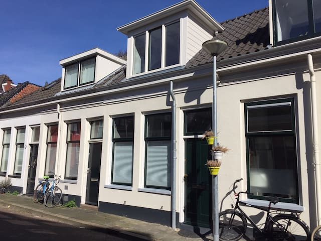 Lovely and charming house, close to centre. - Groningen - บ้าน
