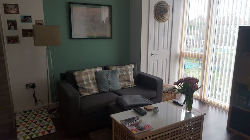 New 1st Floor Flat Near O2 Arena - Greenwich - Appartement