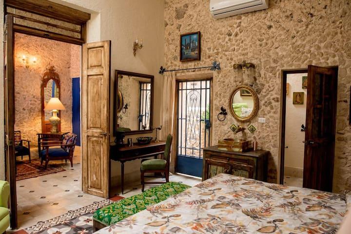Habitación Barroco, Casa Lotto