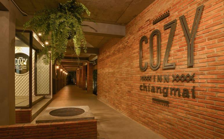 Cozy Inn Chiangmai - Phra Sing - Flat