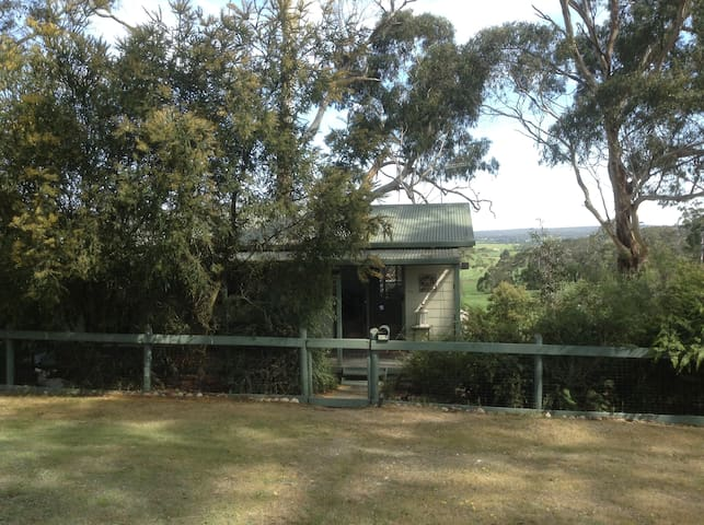 Durham view cottage - Buninyong - House