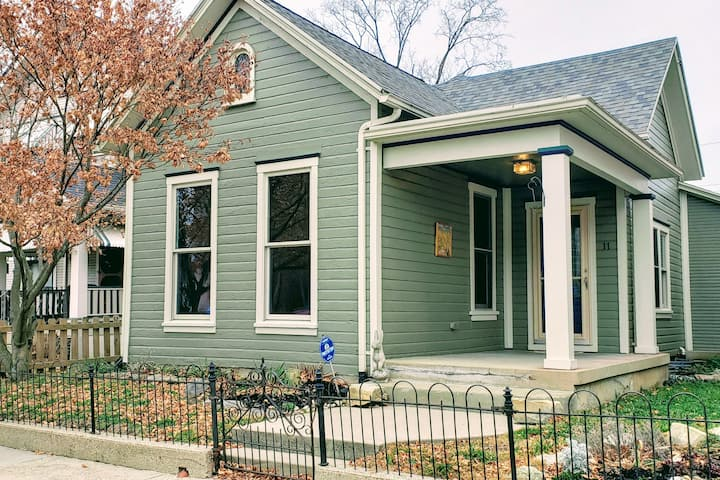 Q Tee Pi Cottage  in Historic South Park