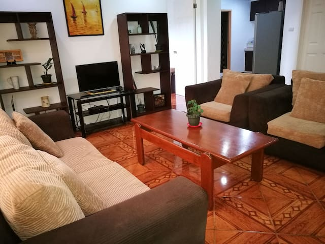 A Cozy Apartment near the Heart of Baguio City