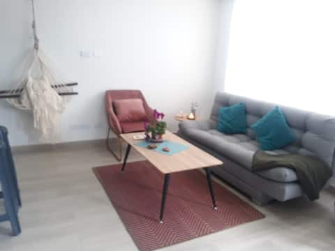 Brand-new condo in the outskirts of Bogota (Chia)