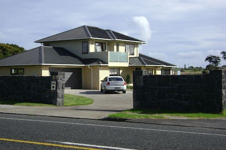 Seabreeze & Stonefields 10 min from the airport - Auckland