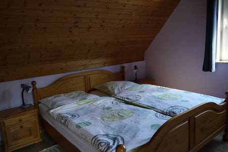 Ferienwohnungen am Campingplatz (Trendelburg) -, Ferienwohnung 1, 1 Schlafzimmer, max. 2 Personen