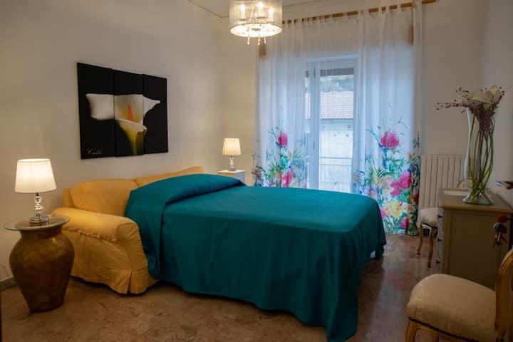 """B&B Palazzo Armini Camera Matrimoniale """"Le Calle"""""""