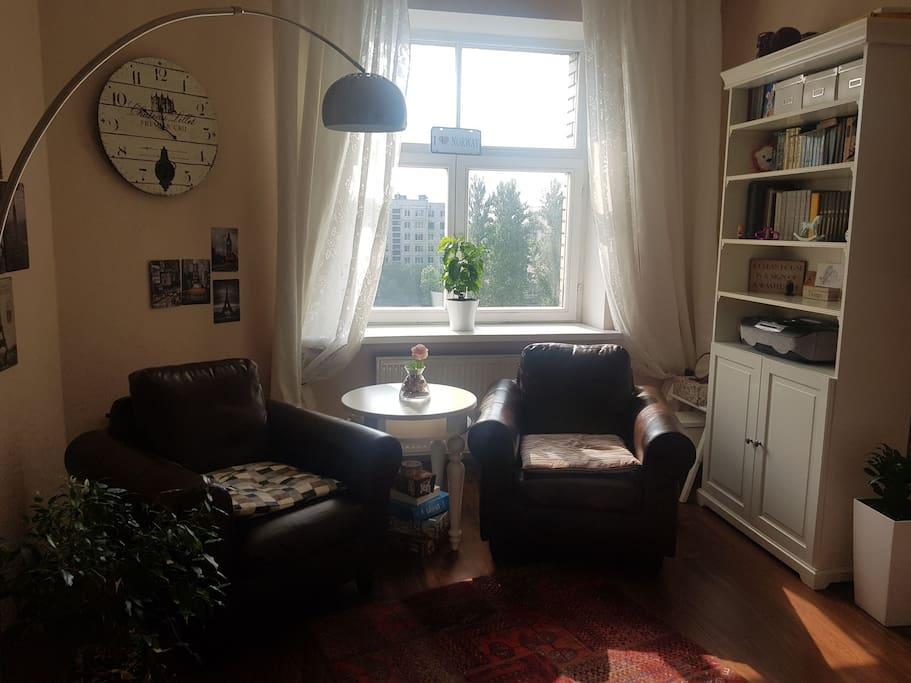 Гостиная  (Living room)