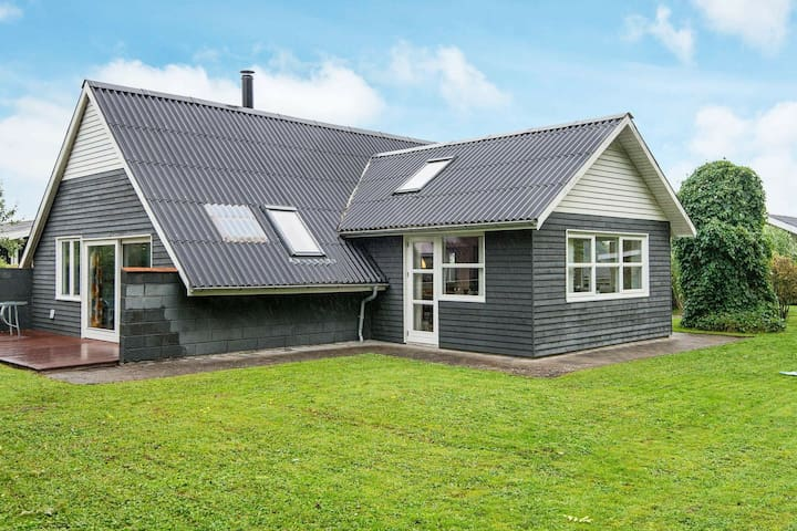 Beautiful Holiday home in Jutland with terrace