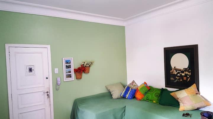 apartament Rio Cristo e Copacabana!