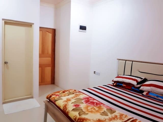 Double Room with Kitchen, Luandry and Sitting Room