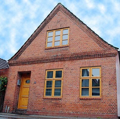 Nordsee Ferienhaus Buttjehuus