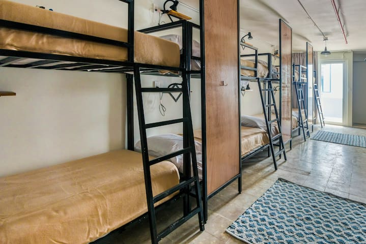 Selina Casco Viejo Panama City - Bed in Large Dorm