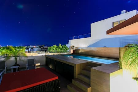 NL203 Nice 2Bedroom 5thAv 6people - Playa del Carmen