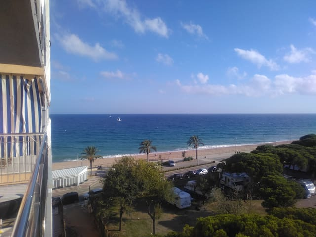 Appartement en face de la mer en Blanes