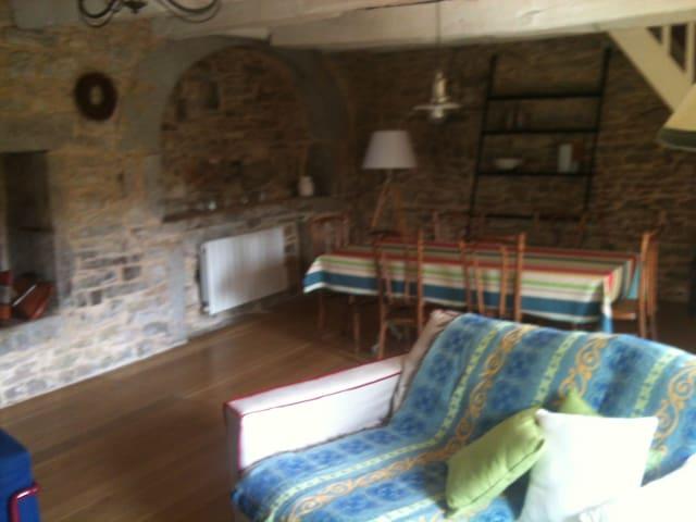 Maison au coeur du Parc Régional du Quercy - Brengues - Huis