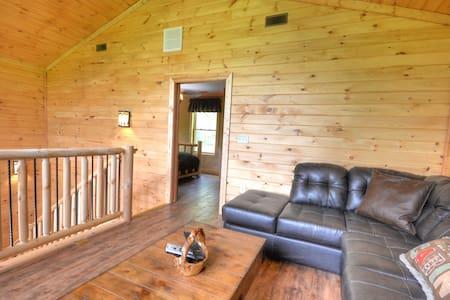 Bear Lake Cabin - ブライソンシティ