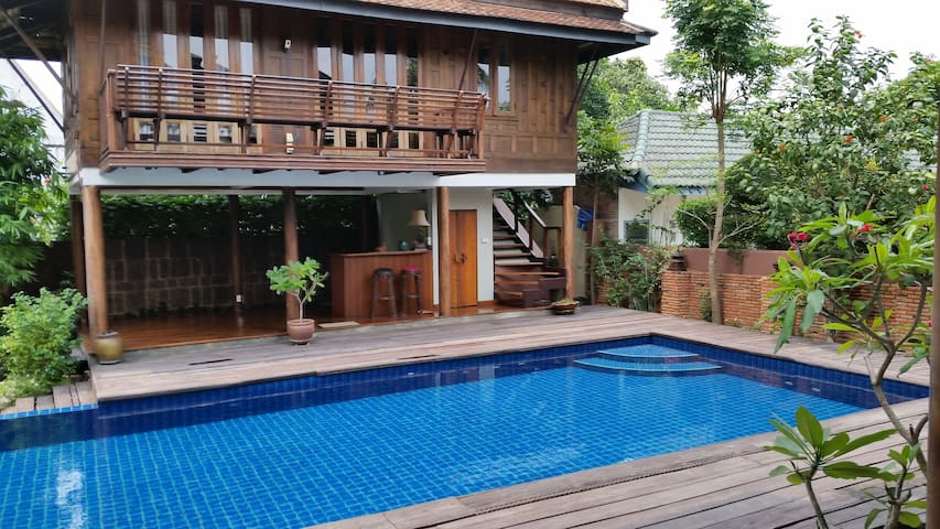 Pool by Guest House
