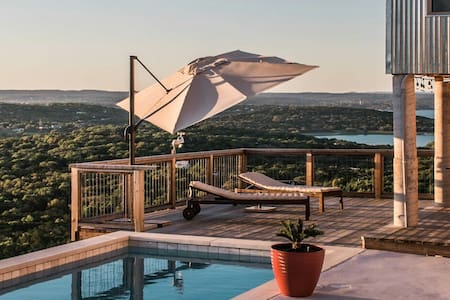 SKYHOUSE: Lake Views and Private Pool - Canyon Lake - House
