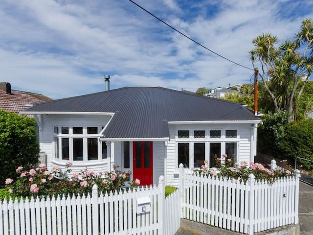 White Picket Fence - Wellington - House