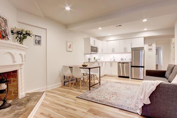 Just renovated apartment in the heart of DC