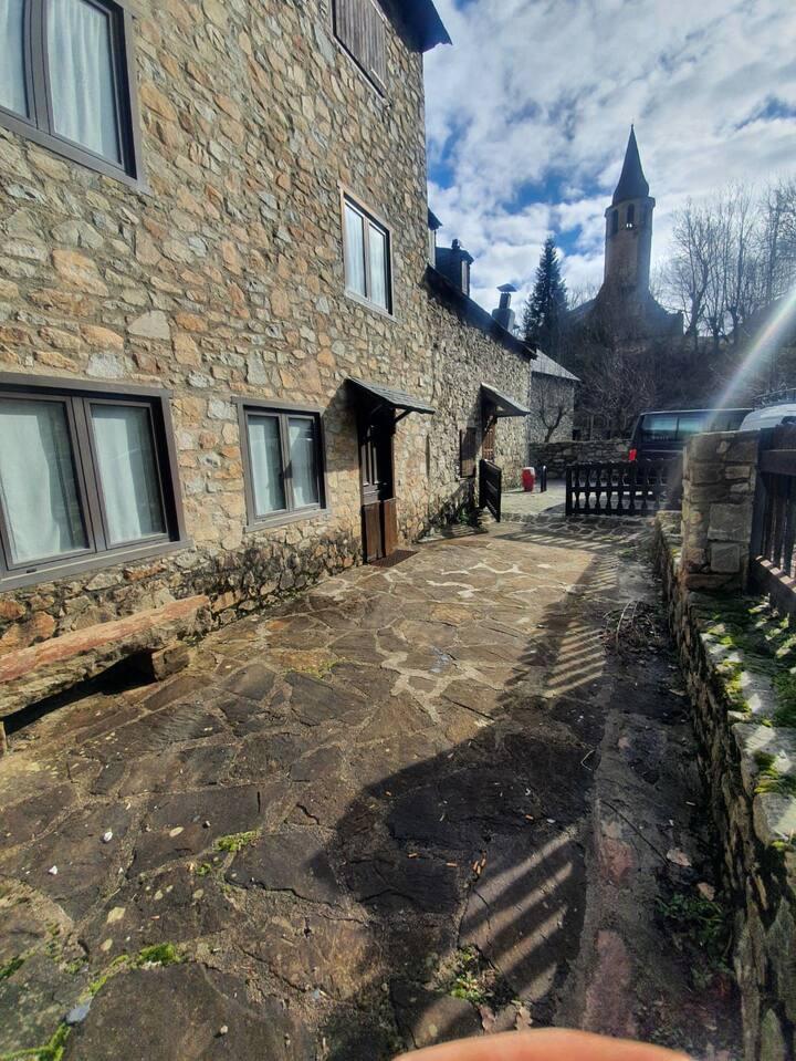 Casa Acogedora y familiar en el valle de aran