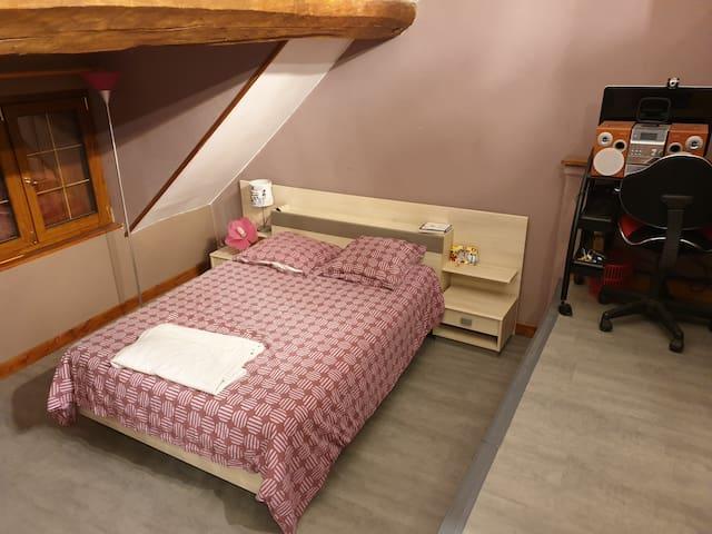Chambre tout confort proche Auxerre