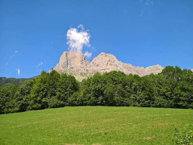 Vacances à la montagne , Vercors et Trièves