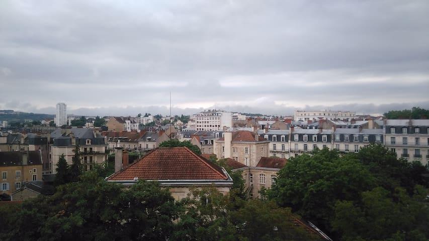 Chambre hypercentre de dijon - Dijon - Wohnung
