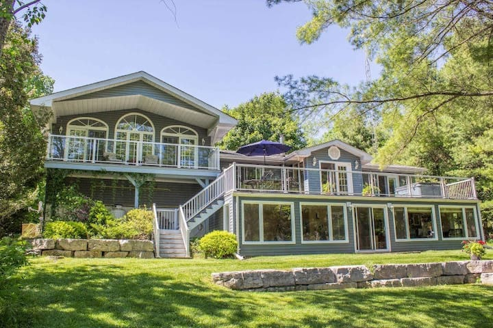 Crowe River Country Home - Havelock - Kawarthas