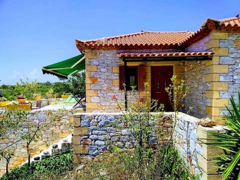 Rustic Greek House Set in Nature* bikes & kayaks