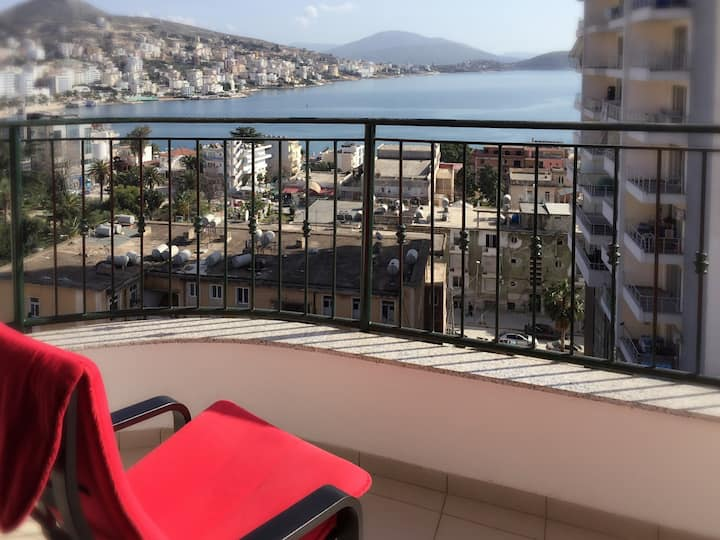 Sunny flat with breathtaking panoramic View
