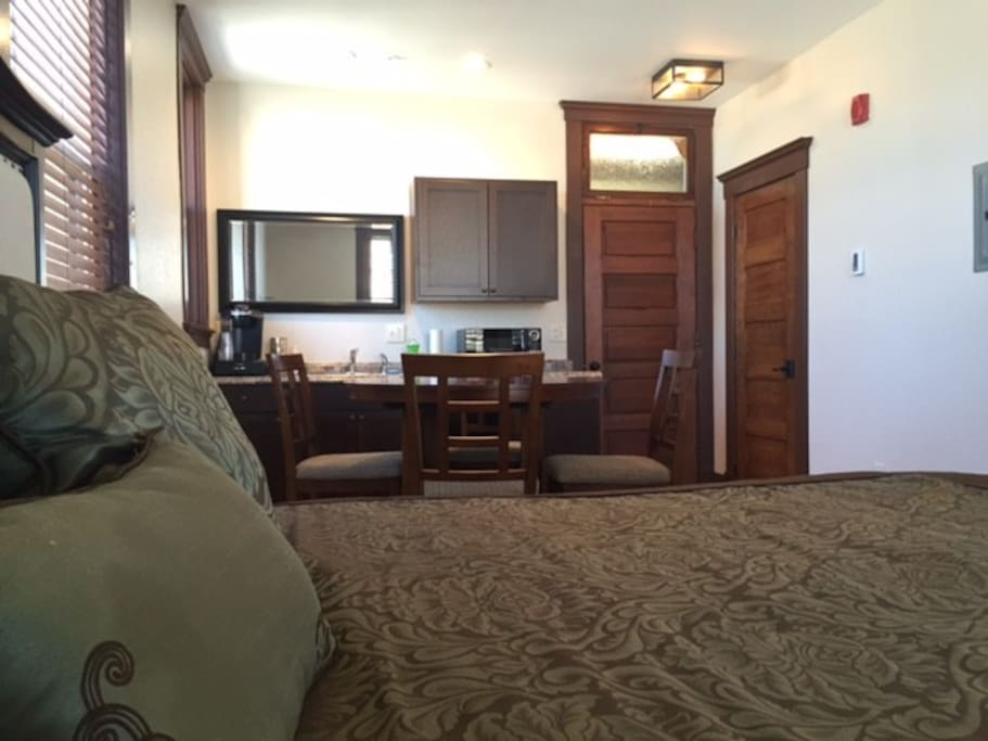 Downtown Spokane Studio Apartment - Apartments for Rent in ...