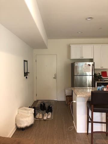 1BR in 2BR Available December 1, 2019