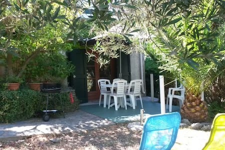 Appartement tranquille rez de villa - Bastia - Hus