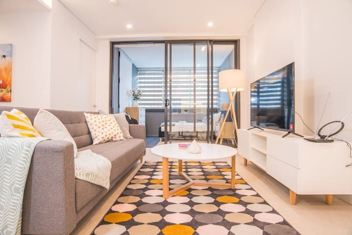 Perfect 1bed1sunny room +1bath BRAND NEW Apartment@Chatswood