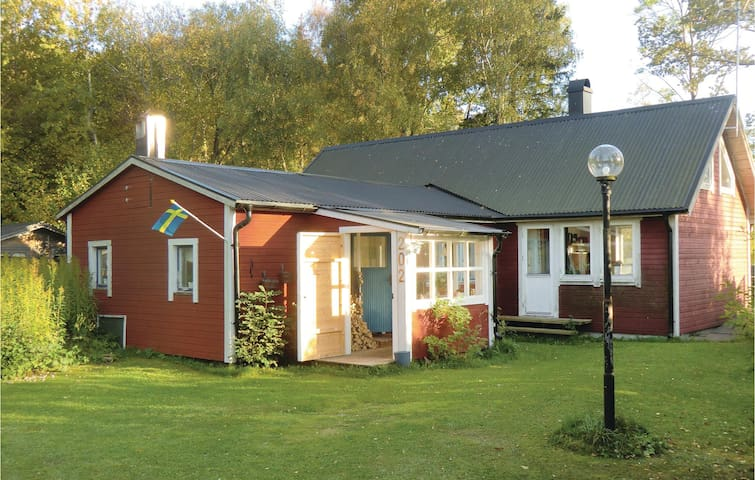 Holiday cottage with 4 bedrooms on 120 m² in Färjestaden