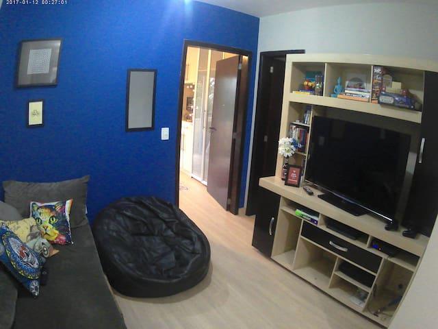 TV da sala (área comum)