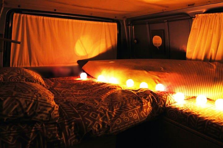 Cosy van for camping. CamperVan/Motorhome/Caravana - Lisboa