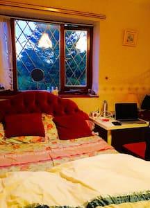 Single room in Peak District (Hope) - Hope - Apartemen