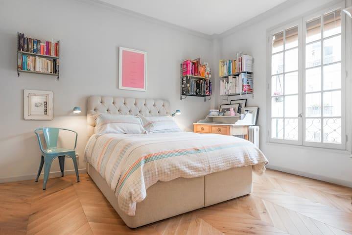 Perfect Parisian Apartment LeMarais - París - Pis