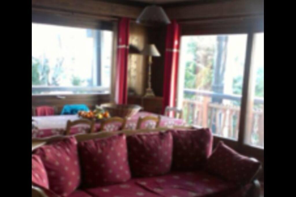 banquette salon