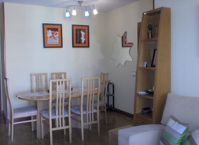 .HABITAC.ESTUDIANTES Y TURISTAS - Madrid - Appartement